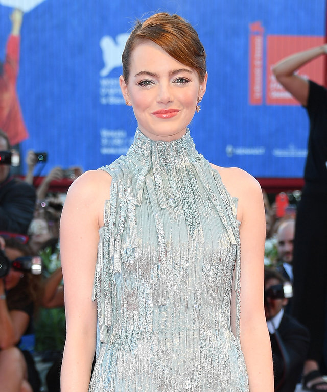 Emma Stone and Amy Adams Step Out in Bold, Show-Stopping Looks for the Venice Film Festival