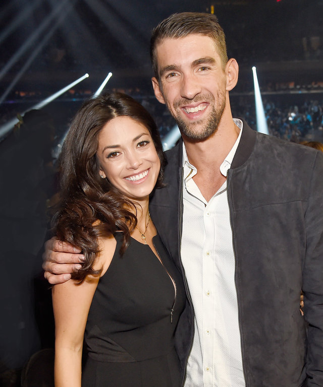 Michael Phelps and Nicole Johson Were Secretly Married Over the Summer