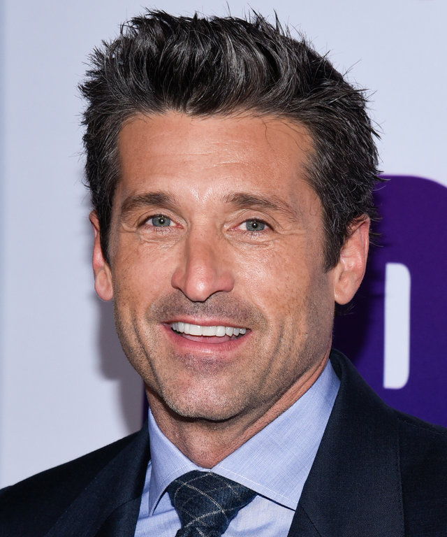 NEW YORK, NY - SEPTEMBER 12:  Actor Patrick Dempsey attends the  Bridget Jones Baby  New York Premiere at Paris Theater on September 12, 2016 in New York City.  (Photo by Matthew Eisman/Getty Images)