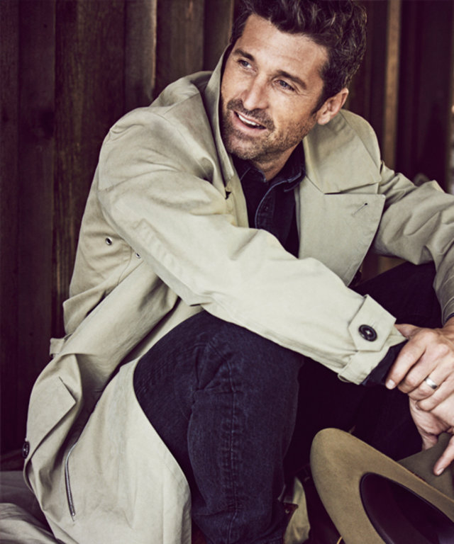 Patrick Dempsey Talks Love, Style, and Bridget Jones's Baby