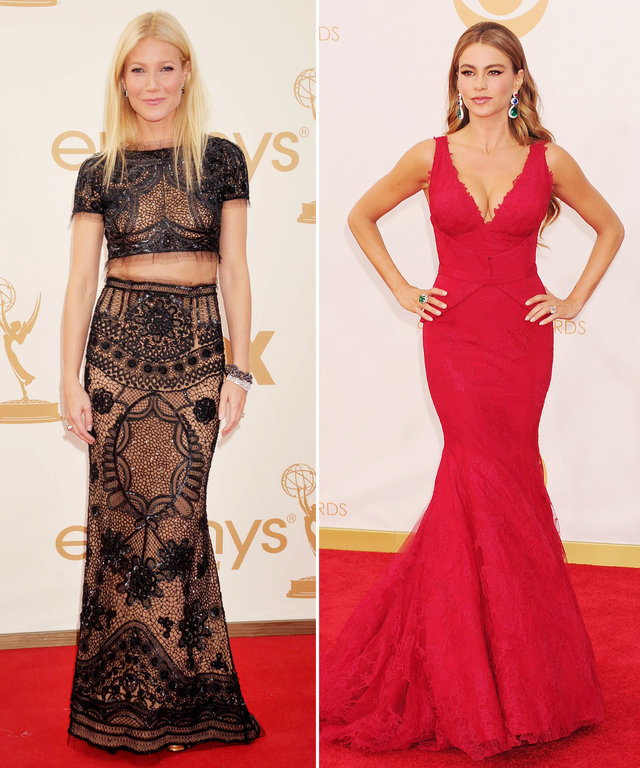 Check Out the Sexiest Emmy Awards Looks of All Time