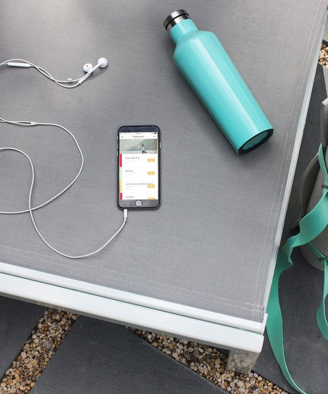 I Tried It: Aaptiv, the App That Brings Boutique Fitness Classes to Your Phone