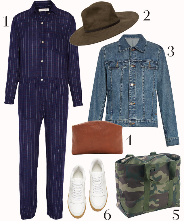 The Perfect Look for a Fall Afternoon in the Park (or Any Fall Activity)