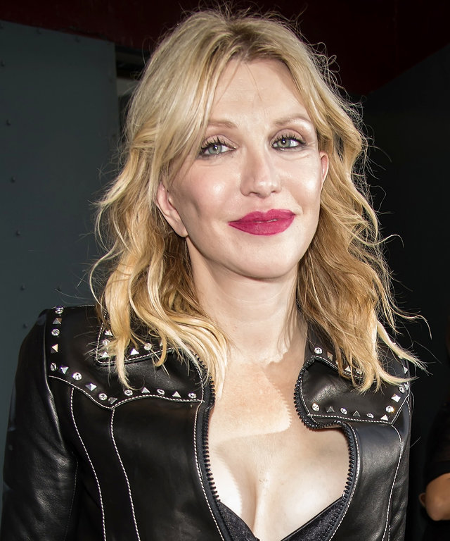 Courtney Love Reunites with Pamela Anderson for an Epic Girls' Night Out in Los Angeles