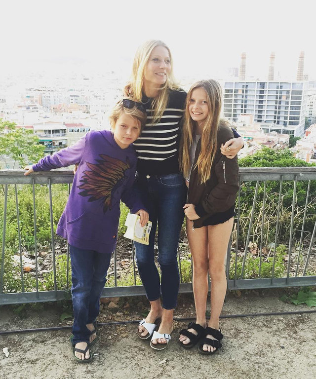 Gwyneth Paltrow Turns 44 Today! Celebrate with Her Most Adorable Family Photos