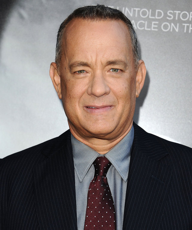 Tom Hanks Adorably Crashed a Couple's Wedding Photos in Central Park
