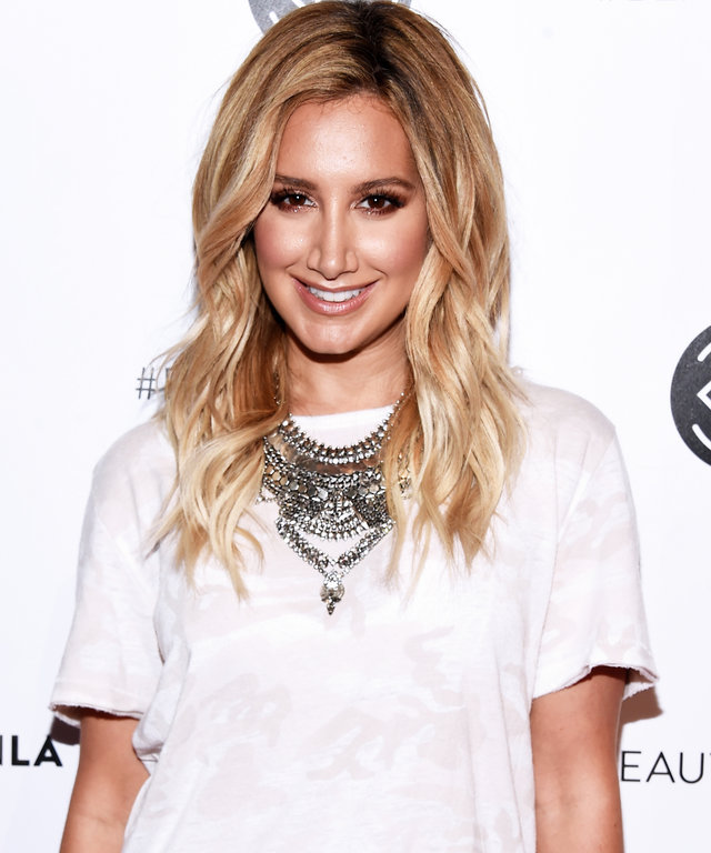 Ashley Tisdale Isn't Stopping with Just a Makeup Line