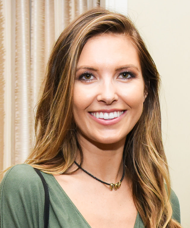 LOS ANGELES, CA - SEPTEMBER 17:  Audrina Patridge attends EcoLuxe Lounge Celebrates the Emmys at The Beverly Hilton on September 17, 2016 in Beverly Hills, California  (Photo by Vivien Killilea/WireImage )