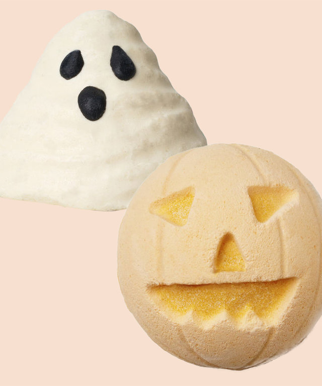 Lush Even Has Bath Bombs for the Halloween Super Fan