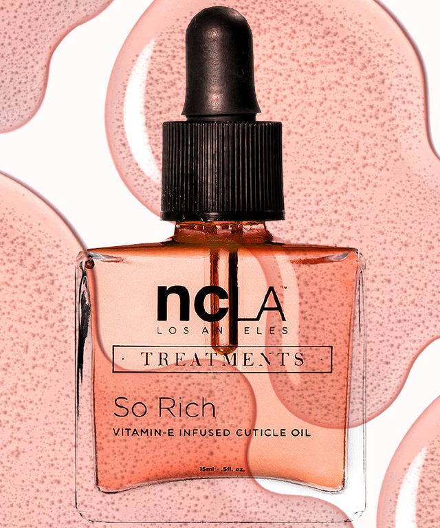 Pumpkin Spice Cuticle Oil? No, We're Not Kidding