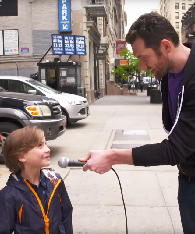 Watch Jacob Tremblay Giggle in the New Billy on the Street Season 5 Trailer