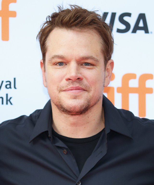 One woman makes a strong case for living together before for Matt damon young