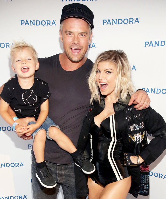 Fergie Shares a Sweet #TBT of Husband Josh Duhamel and Their 3-Year-Old Son, Axl