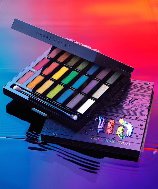 The Newest Urban Decay Palette Has ROYGBIV on Lock