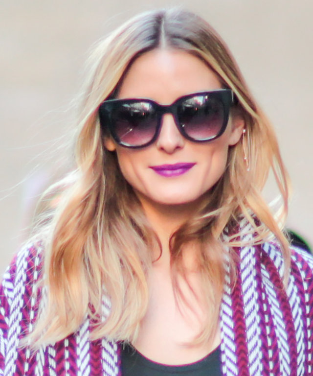 PARIS, FRANCE - OCTOBER 03:  Olivia Palermo is seen outside of the Sonia Rykiel show during Paris Fashion Week Spring Summer 2017, on October 3, 2016 in Paris, France.  (Photo by Edward Berthelot/Getty Images)