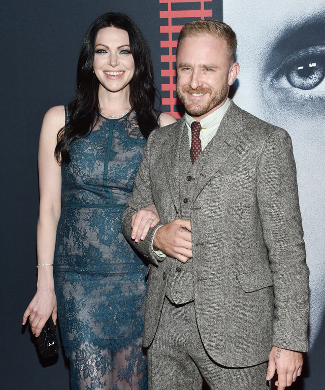 Laura Prepon and Ben Foster Are Expecting Their First Child Together