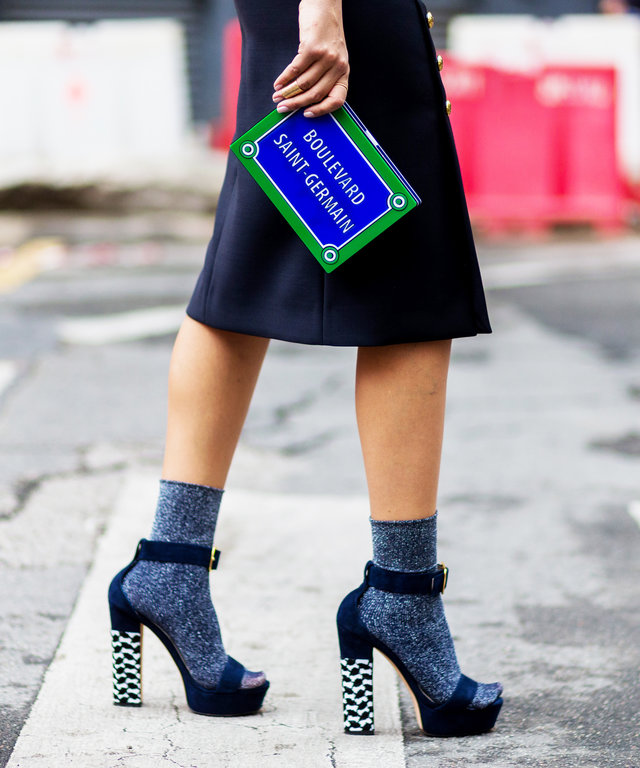 6 Ways to Get the Sock-and-Heel Thing Right