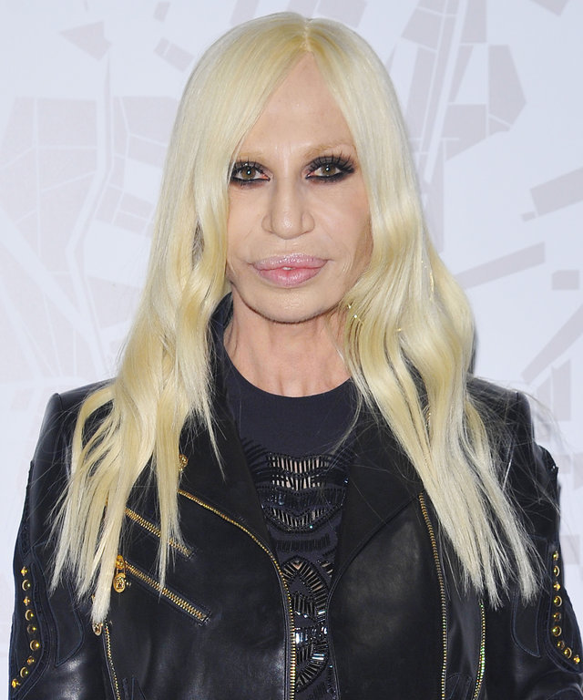 Donatella Versace Nude Photos 62