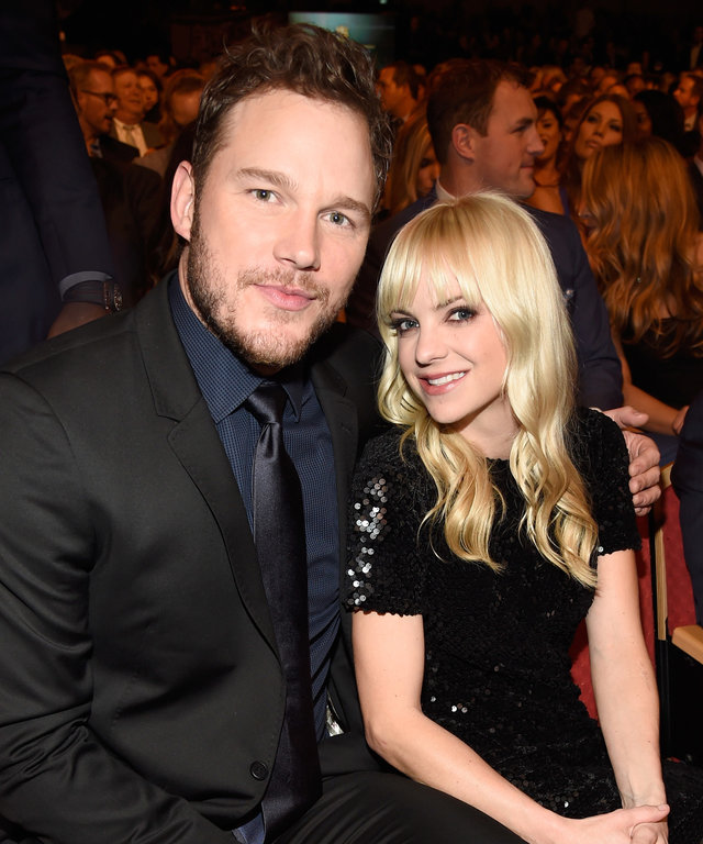 Chris Pratt Will Portray IRL Wife Anna Faris's Hot Love Interest on Mom