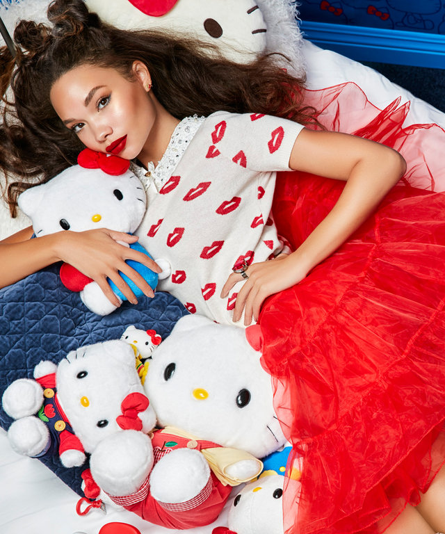 Yep, a Hello Kitty x ColourPop Collab Is Happening