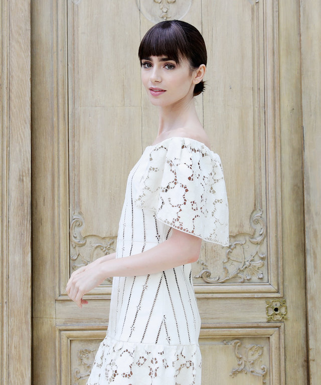 Lily Collins to Be Honored at the Hollywood Film Awards 2016