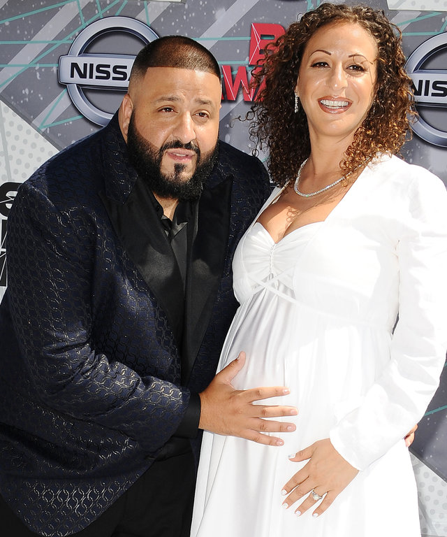 DJ Khaled Became a Dad This Morning! See the Sweet Pics