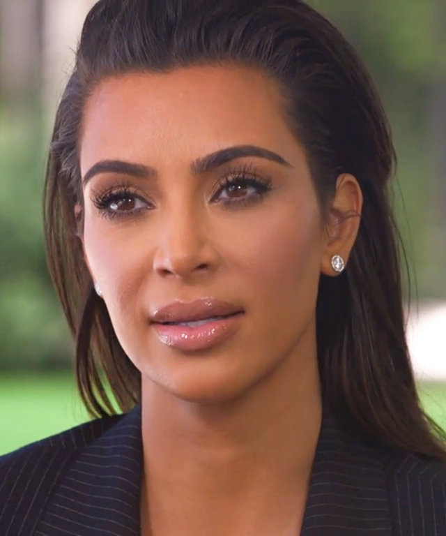 Kim Kardashian West Talked About the Pitfalls of Fame on 60 Minutes Before Her Paris Robbery