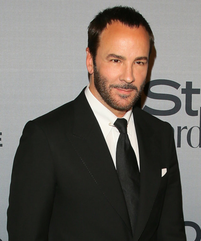 LOS ANGELES, CA - OCTOBER 24: Tom Ford attends the Second Annual 'InStyle Awards' presented by InStyle at Getty Center on October 24, 2016 in Los Angeles, California. (Photo by JB Lacroix/WireImage)