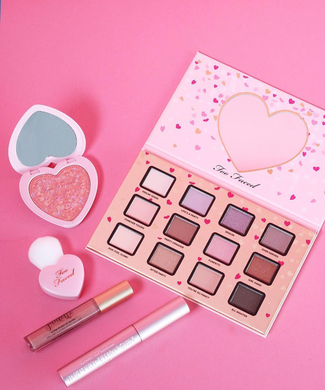 This Might Be Too Faced's Sweetest Palette Yet