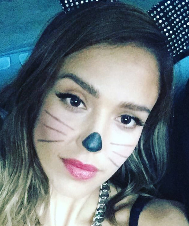 Jessica Alba Always Does Halloween Right—Check Out Her Best Costumes to Date
