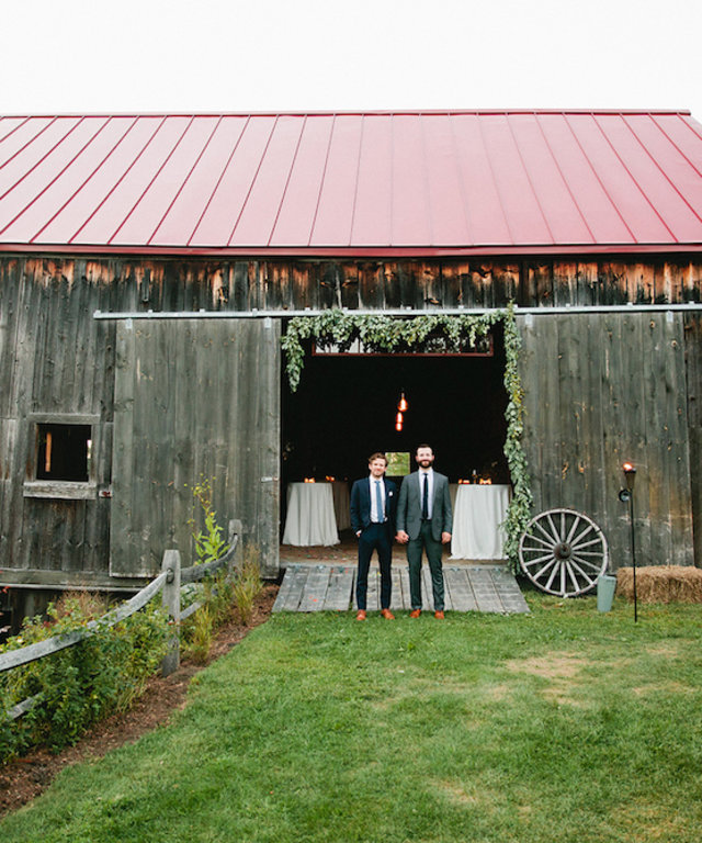 9 Gorgeous Photos That Prove Fall Weddings Are the Actual Best