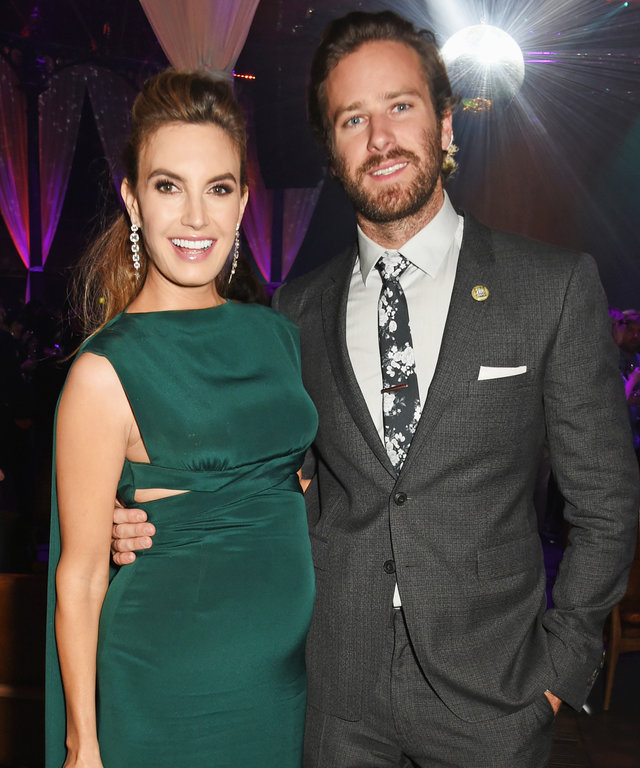 Armie Hammer's a New Dad for the Second Time
