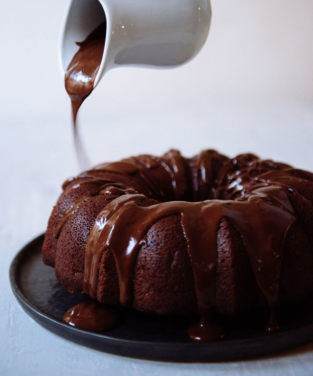 The One Ginger Cake You'll Be Baking Up This Holiday Season