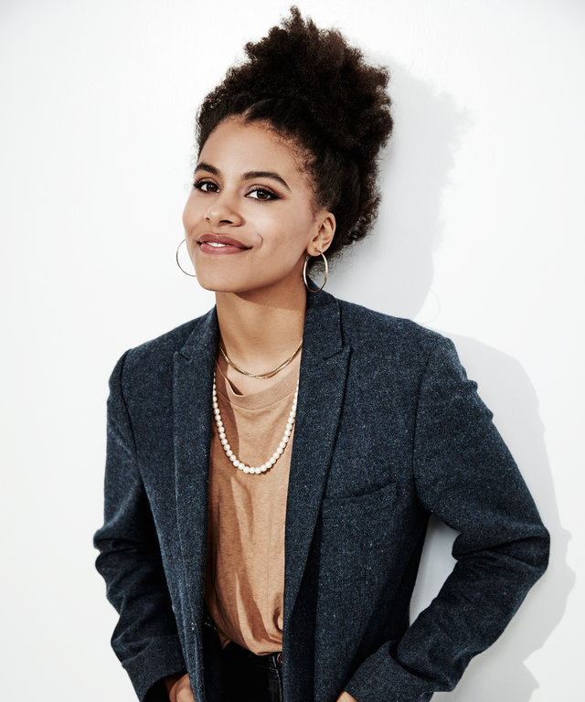 "Atlanta's Gorgeous Breakout Star Zazie Beetz: ""For So Long I Thought I Was Ugly"""