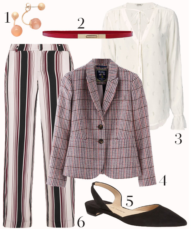 A Monday Look Worth Making Work Lunch Plans For