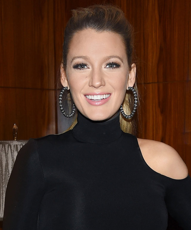 Blake Lively Gets an Early Start on Her Post-Baby New Year's Resolution
