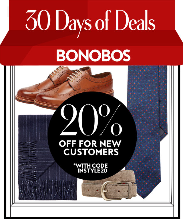 30 Days of Deals: 20% Off Bonobos for New Customers