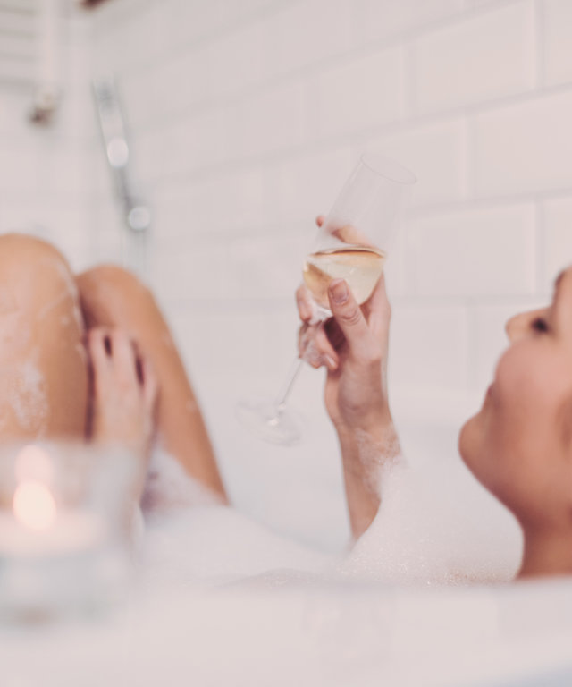 Flying Solo on NYE? Throw Yourself a Spa Night