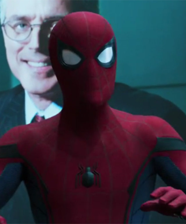 The First Spider-Man: Homecoming Trailer Is Here—Crush Alert
