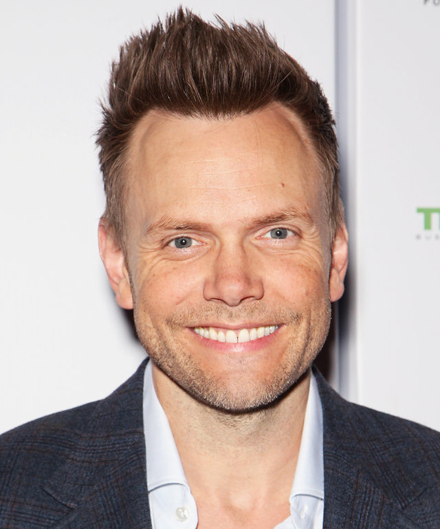 LAS VEGAS, NV - SEPTEMBER 30:  Comedian Joel McHale attends the third annual Tyler Robinson Foundation gala benefiting families affected by pediatric cancer at Caesars Palace on September 30, 2016 in Las Vegas, Nevada.  (Photo by Gabe Ginsberg/FilmMagic)