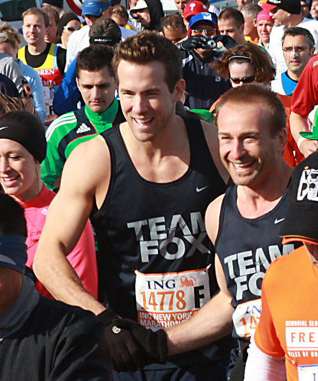 10 Celebrities Who Have Run the New York City Marathon