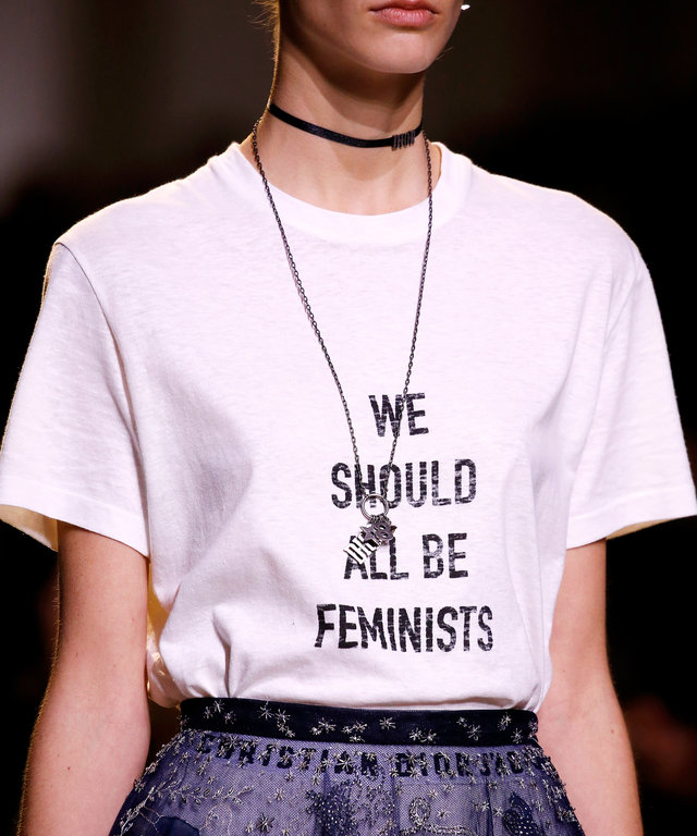 11 Chic Feminist T-Shirts to Wear Now and Forever