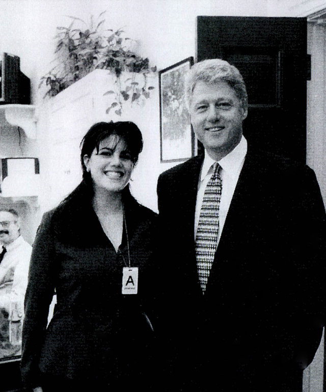 Our Dream Cast for American Crime Story's Monica Lewinsky Season