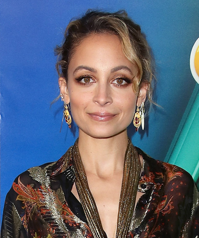 Proof That Nicole Richie Mixes Prints Better Than Anyone You Know