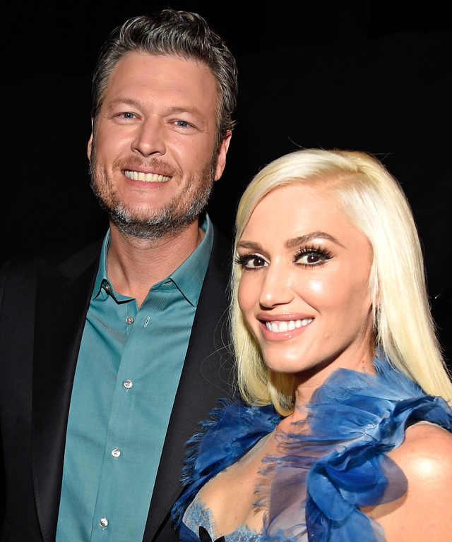 Gwen Stefani and Blake Shelton's Night of Romance