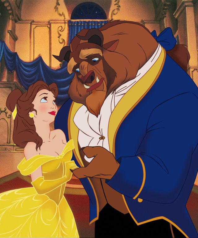 This Guy Sewed a Belle Dress for Epic Beauty and the Beast Proposal