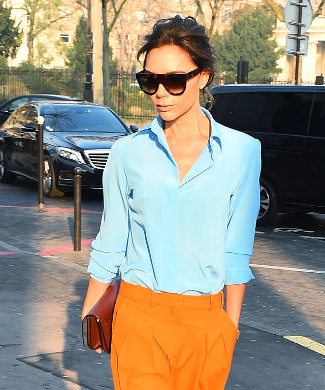 Victoria Beckham Teaches Us How to Dress for Work