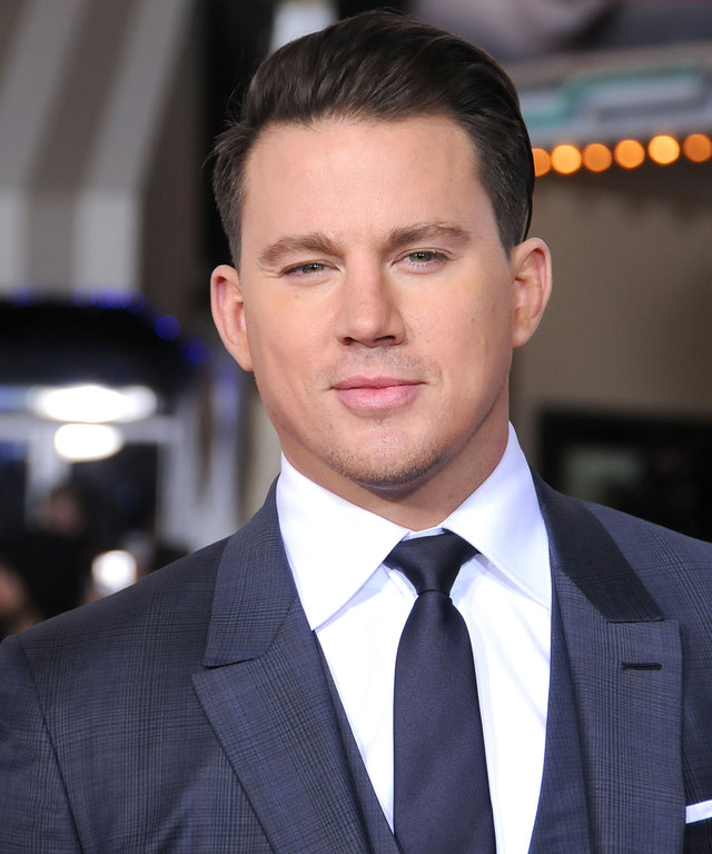 See How Far Channing Tatum's Come Teaching Himself How to Play Piano
