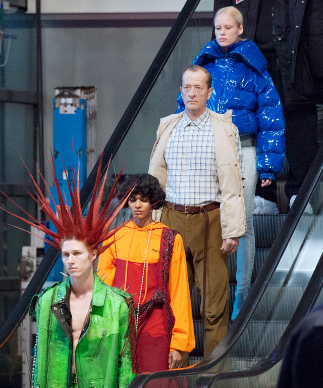 The Many, Many Stereotypes Seen at the Vetements Couture Show