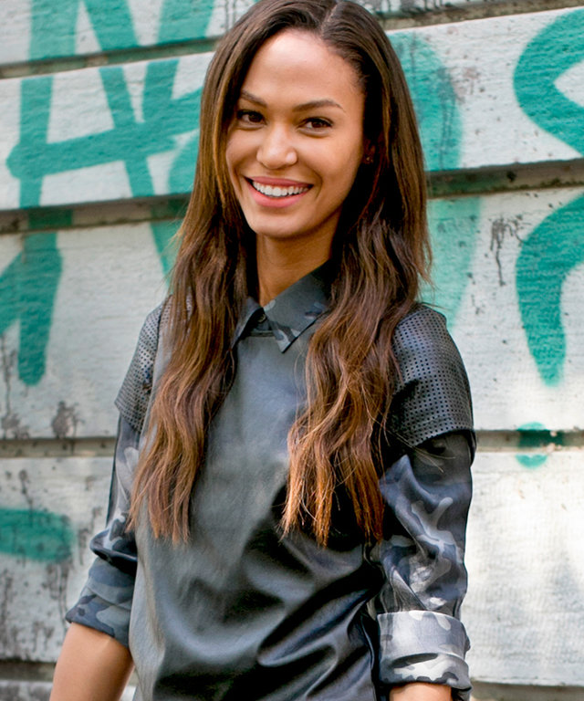 What Joan Smalls Eats Before the Victoria's Secret Fashion Show